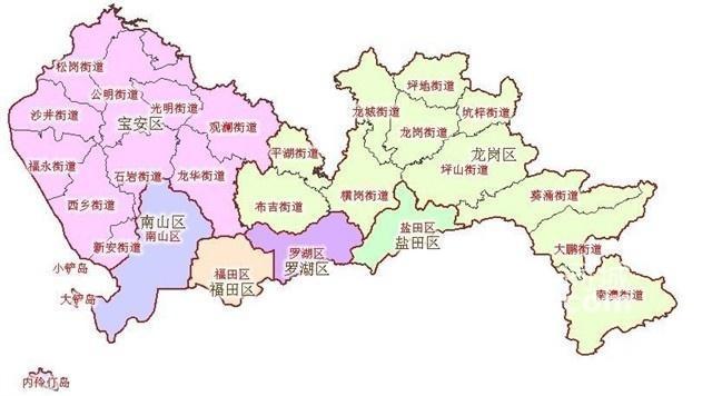 深圳到义乌地图