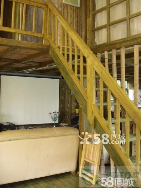 农村农家乐木屋设计图